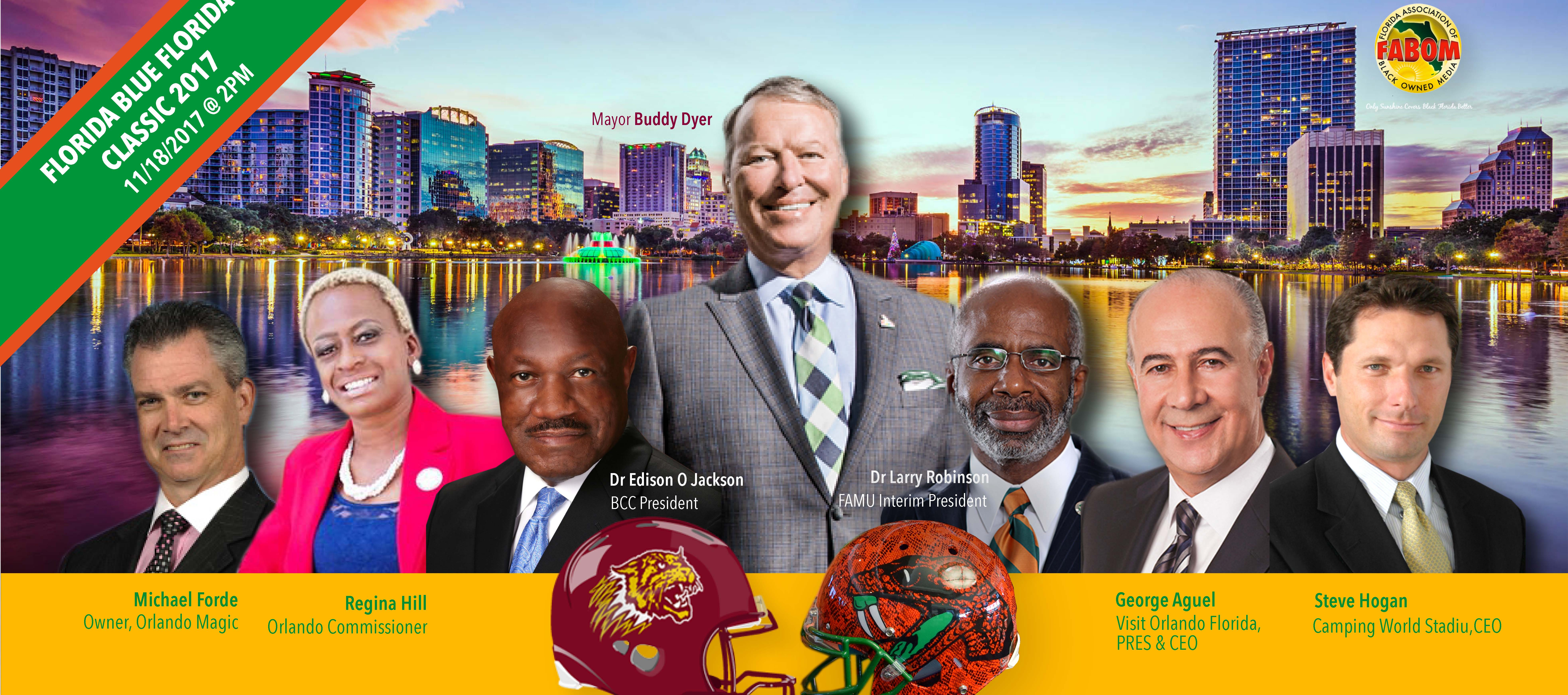 Dr. Larry Robinson can already taste the banana pudding.
