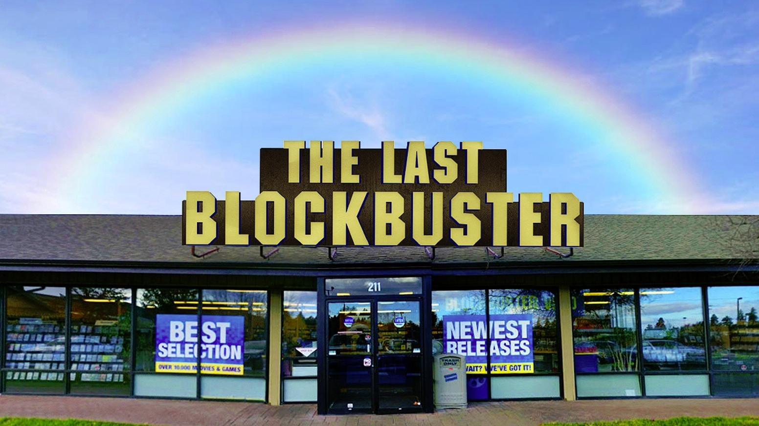 Blockbuster On Life Support!